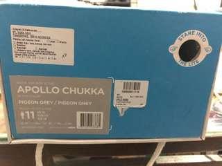 native apollo Chukka size 11