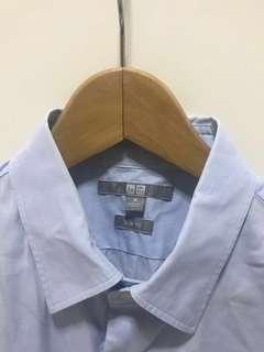 🚚 Uniqlo Slim Fit Long Sleeved shirt