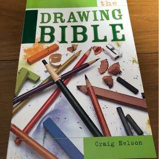 🚚 BOOK Destash ( Art / Craft / Design ) - The Drawing Bible by Craig Nelson