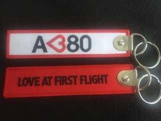 🚚 A380 Keychain