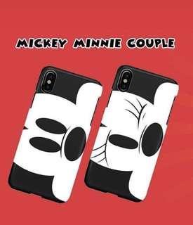 Custom Case - Mickey Mouse Couple