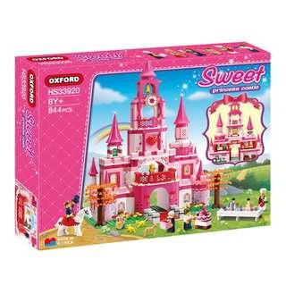 OXFORD - HS33920 - Sweet - 公主城堡 (Sweet - Princess Castle)