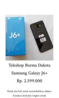 Samsung Galaxy j6+ bisa kredit proses cepat