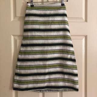 Stripe Dissh dress