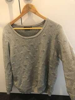 Grey Maternity Jumper, Jeans West