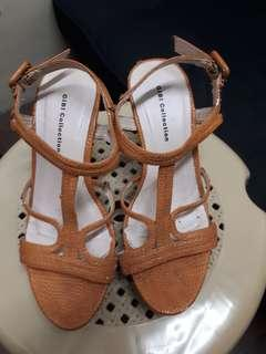 Gibi Collection Wedge Sandals