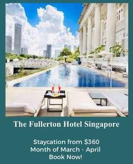 🚚 The Fullerton hotel singapore