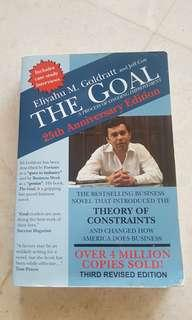 🚚 The Goal - MBA course requirement