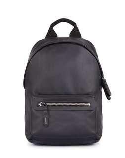 SOLD OUT Lanvin Gummy Crinkled Calf leather backpack black