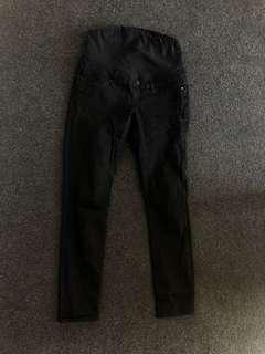 Black Maternity Jeans, Jeans West