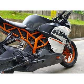 2A SPORTS BIKE , KTM RC390 FOR SALE