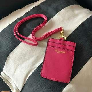 Coach ID HOLDER