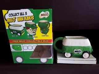 🚚 Milo collectible mug