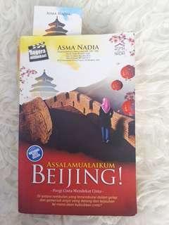 Buku Assalamualaikum Beijing by Asma Nadia