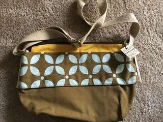 Canvas Living Laptop Bag
