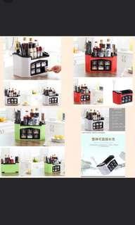 🍀日本新款廚房 0調味/用品收納盒/非常實用👍