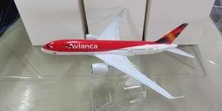 AVIANCA B787