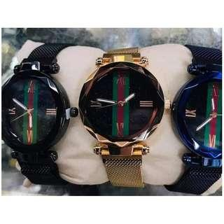 Luxury Magnetic Watch (Gucci)