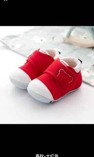 👶男女小寶寶,學行鞋/質料舒適柔軟/另有加絨款👍