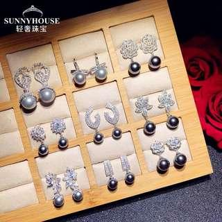Pre order korea earrings $80~$150