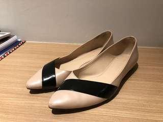 Charles n Keith Flat Shoes