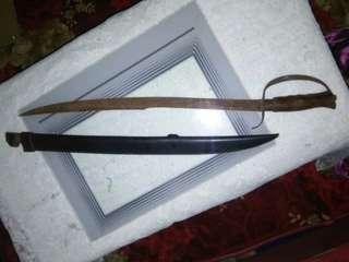 pedang lama ada yg berminat?