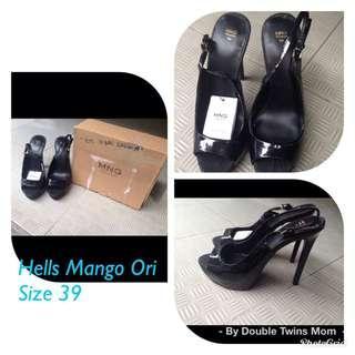 Heels mango original new