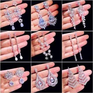 Pre order earrings $150~$250
