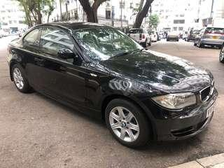 BMW 120I Coupe 2010