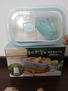 🚚 陶瓷餐盒