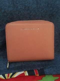 Charles & Keith Pink Wallet