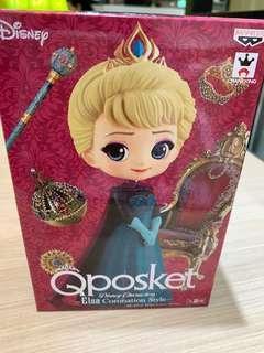 Qposket figures frozen Elsa real
