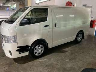 Toyota Hiace 3.0 Auto (Brand New)