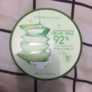 Nature republic aloevera