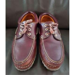 Timberland Icon 3-Eye Classic Handsewn Lug Shoes