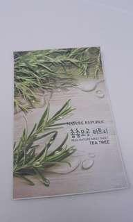 Nature Republic Mask Tea Tree