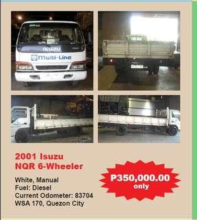 Sale!! Delivery vehicles