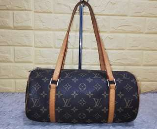 579b256593fc Preloved Authentic Louis Vuitton Papillon