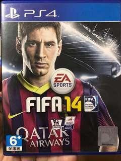 PS4 - FIFA 14 (blu-Ray)