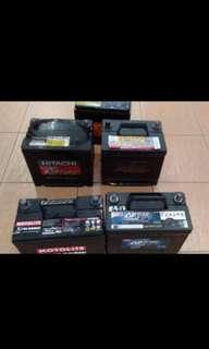 Good Secondhand Car Battery