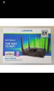 🚚 linksys router 8100