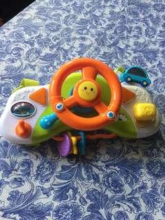 First learning toy