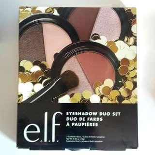 ELF Eyeshadow set with brush