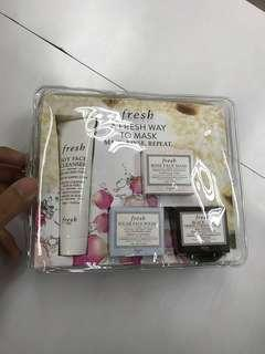 Fresh Travel Set Mask n Cleanser