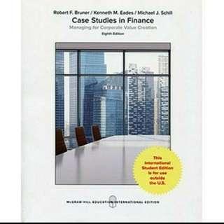 🚚 Case studies in Finance #我要賣課本