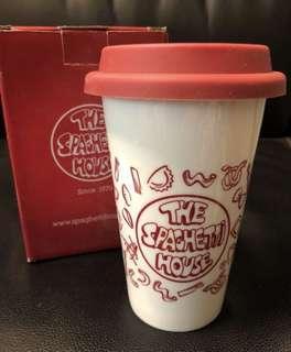 The Spachetti House 意粉屋陶瓷杯 not Starbucks