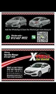 Honda City pls call 0126374922