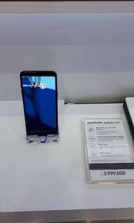 Samsung A6+ Khusus Kredit Tanpa CC Promo Bunga %