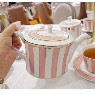 Noritake Carnivale Tea pot (Pink)