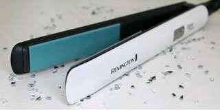 Remington shine therapy straightener s8500